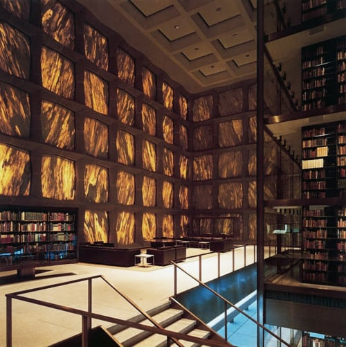 Beinecke Rare Book And Manuscript Library At Yale University New Haven Ct