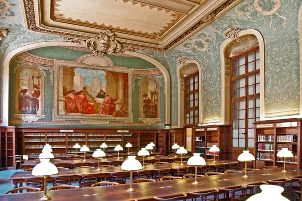 The 50 most amazing university libraries in the world for Sorbonne paris