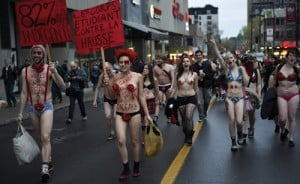 10 Most Bizarre Student Protests Ever