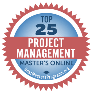 online masters in project management no gmat