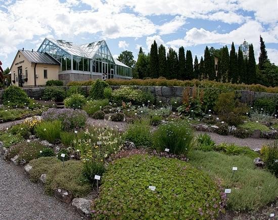 University of Uppsala Botanical Garden