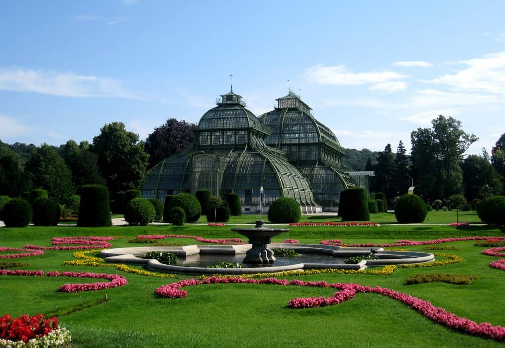 Botanical Garden Of The University Of Vienna (Vienna, Austria)
