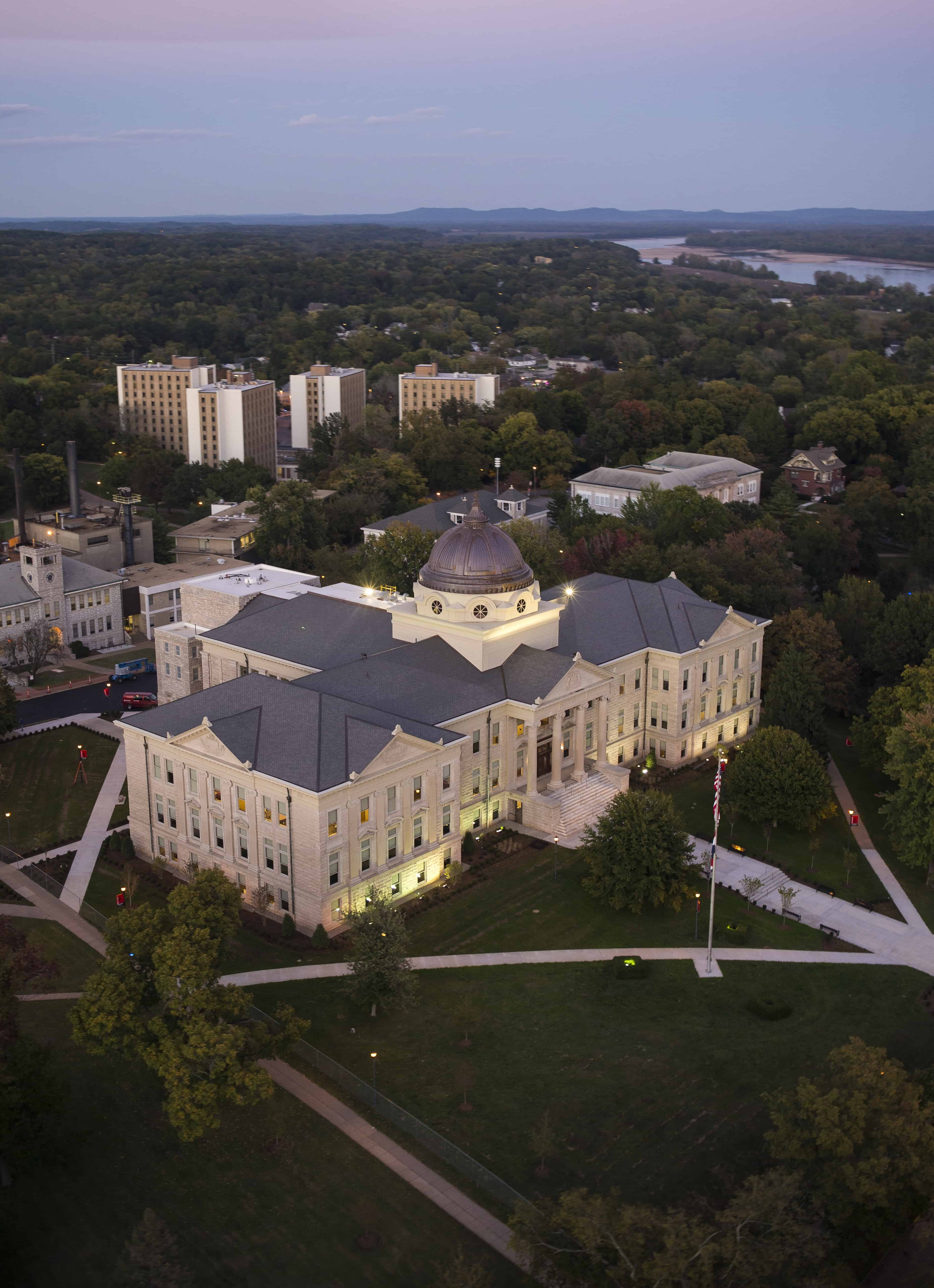2013_loc_Academic Hall_Aerial