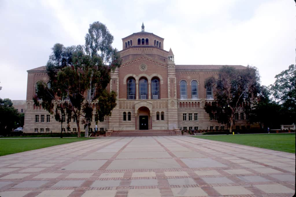 UCLA POWELL_Library Photo credit UCLA Newsroom
