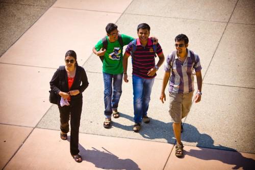 University at buffalo student DKL_9247