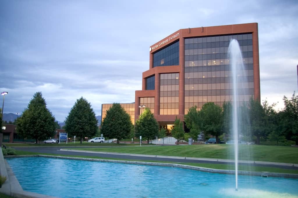western governors ast1 Kaplan university, the school below with the highest overall ranking, is effective at equipping students via its advertising courses to be successful advertisers, advertising spec.