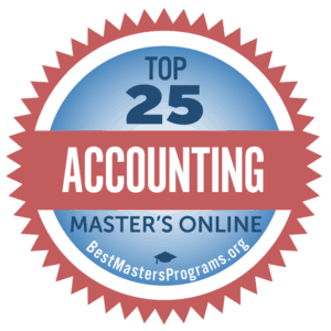 online masters in accounting no gmat