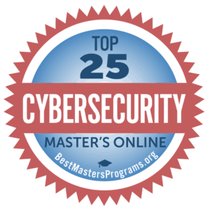 25 Online Cybersecurity Master S Programs For 2020