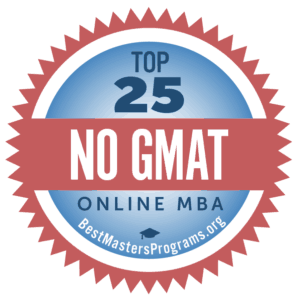 online mba no gmat