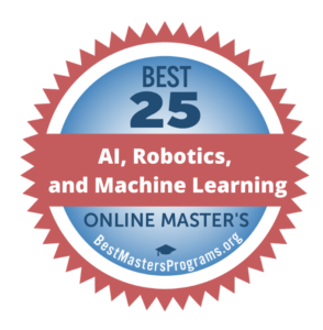 masters in artificial intelligence