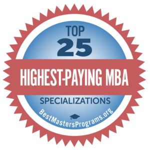 highest paying mba specialization