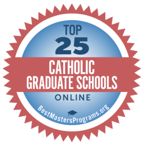 online catholic college