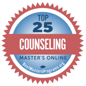 best online counseling masters programs