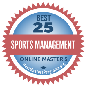 top sports management masters programs